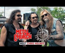 Chris Holmes Interviews Metal Church / Last Temptation @ Hellfest 2019
