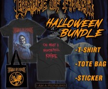 Cradle of Filth: 2019 Halloween Bundle