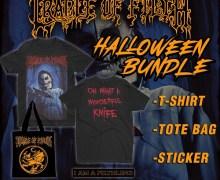 Cradle of Filth: 2019 Halloween Bundle