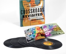 Eric Clapton: CROSSROADS REVISITED: SELECTIONS 6 LP Box