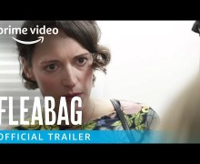"Russell Crowe on 'Fleabag': ""So well written, funny, dark, sharp . Fantastic."" – Comedy/Drama Series on Amazon"