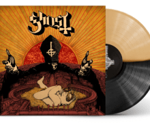 Ghost 'Infestissumam' Limited Color Vinyl Announced 2019