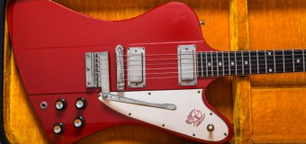GIBSON LOSES FIREBIRD BODY SHAPE TRADEMARK IN EUROPE