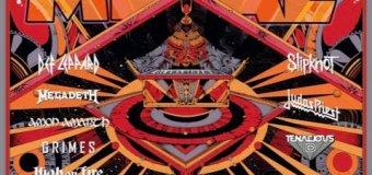 Joe Satriani's 'Crystal Planet' Comic via Heavy Metal Magazine