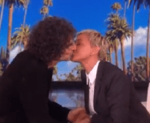 Howard Stern on Ellen DeGeneres 2019