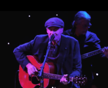 "James Taylor: Carole King Wrote ""You've Got A Friend"" In Response To This Lyric In ""Fire And Rain""….."