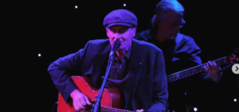 """James Taylor: Carole King Wrote """"You've Got A Friend"""" In Response To This Lyric In """"Fire And Rain""""….."""