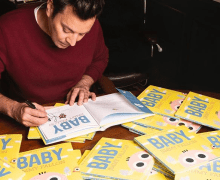Jimmy Fallon 2019 Book Signing @ Barnes & Noble Union Square