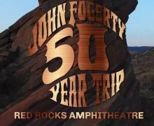 John Fogerty Live @ Red Rocks in Movie Theaters – Search/Find – Veterans Day 2019