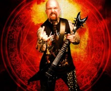 Slayer's Kerry King Signs Endorsement Deal w/ Dean Guitars