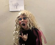 "Great White's Mark Kendall, ""My Grandson Noah Jagger is Dee Snider for School Halloween"""