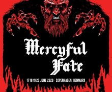 King Diamond: MERCYFUL FATE at COPENHELL Next Year – 2020- New Poster