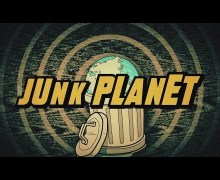 "Michael Monroe – ""Junk Planet"" Official Lyric VIDEO Premiere"
