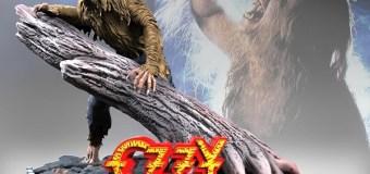 "Ozzy Osbourne ""Bark at the Moon"" Statue"