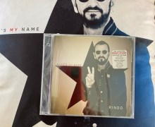 "Ringo Starr ""What's My Name"" New 2019 Album Released Today"