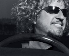"Sammy Hagar on First Van Halen Rehearsal, ""They'd been up all night waiting for me"" + Ronnie Montrose"