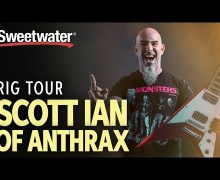 Anthrax's Scott Ian: Touring Rig Rundown