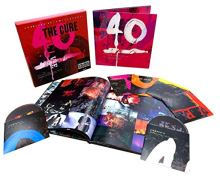THE CURE 40 LIVE – CURÆTION-25 + ANNIVERSARY CD/DVD/Blu-ray