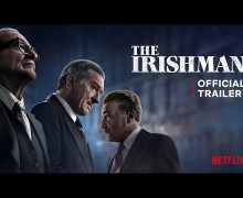 "Billy Idol on 'The Irishman': ""Scorsese takes a more cynical look at the mafia…."" – Movie 2019 – Netflix"
