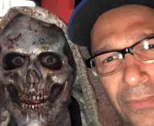 Tom Morello @ Universal Halloween Horror Nights 2019