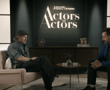 Adam Sandler & Brad Pitt – Actors on Actors – Variety 2019