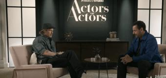 Adam Sandler & Brad Pitt – Actors on Actors – Variety 2019
