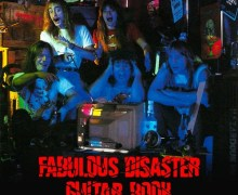 "Exodus ""Fabulous Disaster"" Guitar Tab Book – ""Toxic Waltz"" ""Low Rider"" ""The Last Act of Defiance"""
