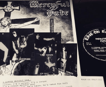 "Hank Shermann: ""Released on November 8th 1982"" – Mercyful Fate EP – ""Nuns Have No Fun"""