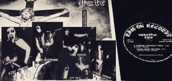 "Hank Shermann: ""Released on November 8th 1982"" – Mercyful Fate EP – ""Nuns Have No Fun"""