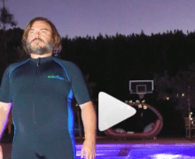 Jack Black: Pool Portal – VIDEO