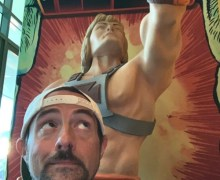 "Kevin Smith: The Voice Cast of Masters of the Universe Series via Mattel/Netflix ""is INSANE!"""