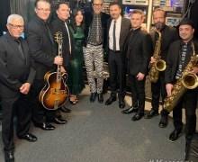 Jeff Goldblum, Sharon Van Etten on Jimmy Kimmel Live 2019 – The Mildred Snitzer Orchestra