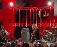 "Metallica:  ""Thank you, Cleveland!"" – 'Play It Loud' Rock Hall Exhibit 2019"
