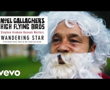 "Noel Gallagher: ""Wandering Star"" Isn't An Anti-Christmas Video"