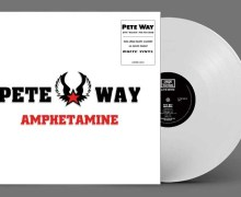 Pete Way 'Amphetamine' CD/White Vinyl/LP Limited Reissue