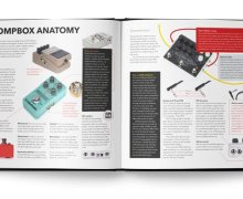 Pedal Crush Book: Foreword by Steve Vai – Guitar Effects Pedals – Kim Bjørn & Scott Harper