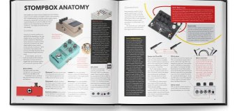 Pedal Crush Book: Foreword by Steve Vai – Guitar Effects Pedals – Kim Bjørn & Scott Harper
