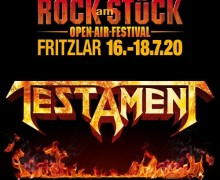 Testament: Rock am Stück 2020 Fritzlar, Germany – Tickets – Facebook Event Page