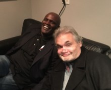 Artie Lange w/ Lawrence Taylor @ The Roast of OJ Anderson @ Gotham Comedy 2019