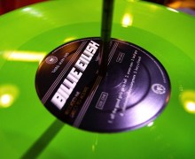 Billie Eilish & Finneas Live at Third Man Records on Green Vinyl