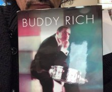 "Carmine Appice on Buddy Rich Biography: ""Great read!!!"" – 'One of a Kind'"