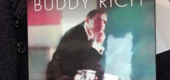 """Carmine Appice on Buddy Rich Biography: """"Great read!!!"""" – 'One of a Kind'"""