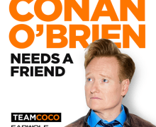 Jack Black On Conan O'Brien Podcast 2019 – Needs A Friend