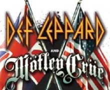 Def Leppard, Mötley Crüe, Poison w/ Joan Jett and the Blackhearts 2020 Tour