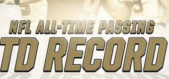 "Drew Brees, ""Last Night Was Very Special"" – All-Time Passing TD Record 2019"