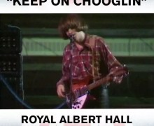 "Creedence Clearwater Revival ""Keep on Chooglin"" @ Royal Albert Hall, London 1970 – CCR"