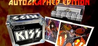 KISS: Autographed Road Case Vinyl Box Set