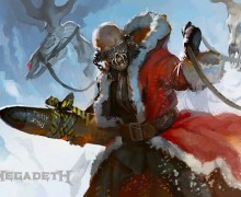 Megadeth Annual Christmas Card Contest 2019