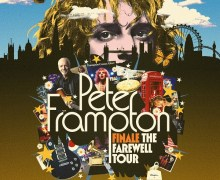 Peter Frampton 2020 Tour Info: London, UK, Paris, Germany
