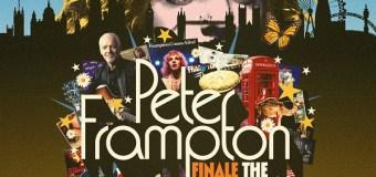 Peter Frampton 2020 Tour Info: London, UK, Paris, Germany